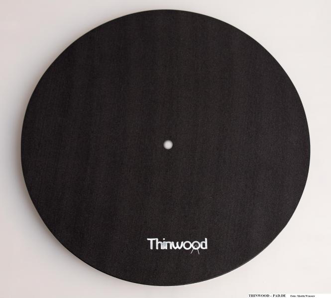 "Thinwood Übungspad HiHat Pad mit Loch 13"""